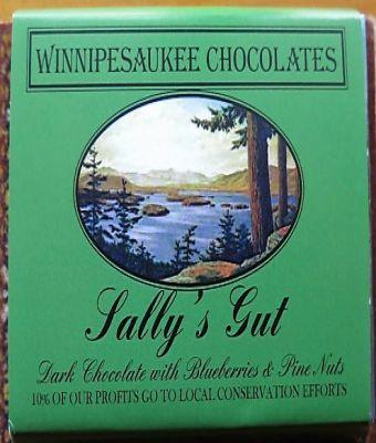 Winnipesaukee Chocolates - Sally's Gut
