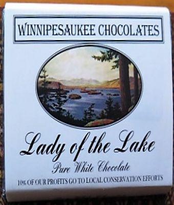 Winnipesaukee Chocolates - Lady of the Lake