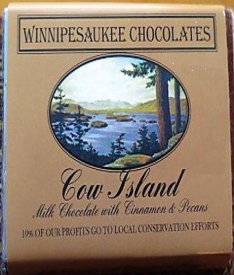 Winnipesaukee Chocolates - Cow Island