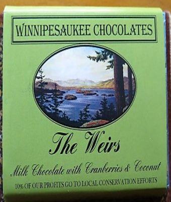 Winnipesaukee Chocolates - The Weirs