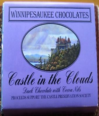 Winnipesaukee Chocolates - Castle in the Clouds